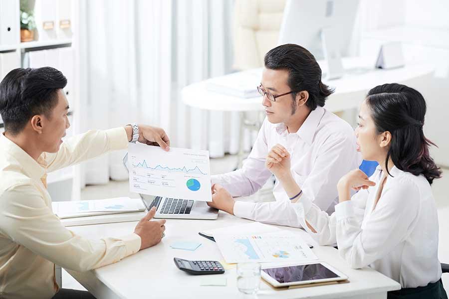國際觀市場行銷服務之一:市場行銷顧問