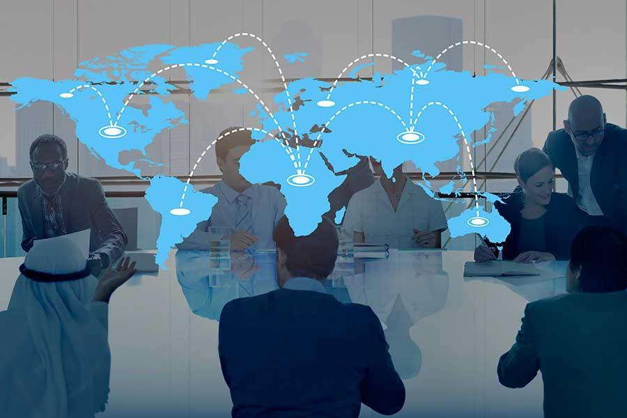 國際觀整合行銷服務之二:懂您的國際行銷部門