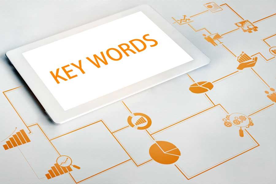 關鍵字排名重點一:完善的關鍵字規劃