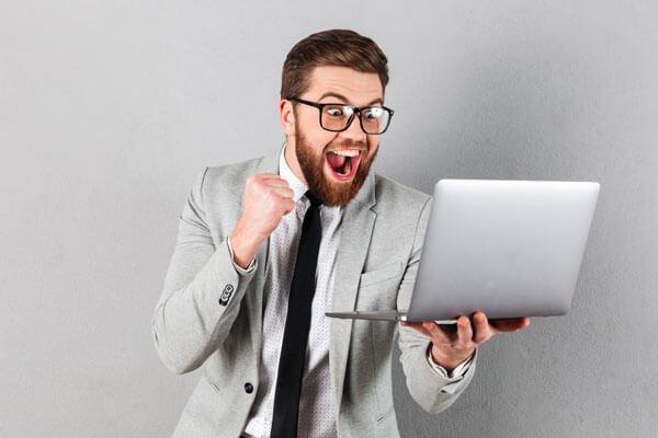 如果提供您SEO關鍵字服務的公司有為您帶來實際的客源,那就太好了!