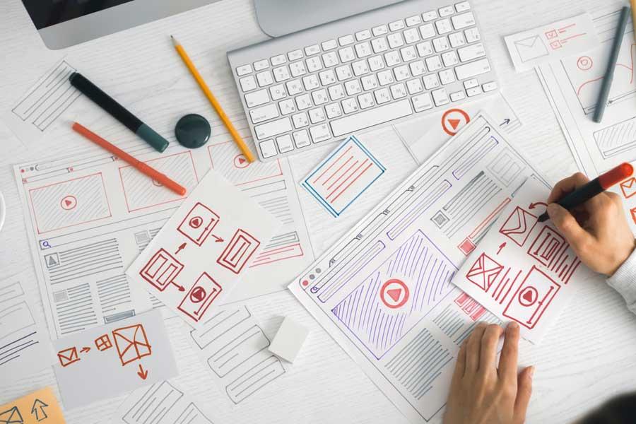 專業的網頁文案撰寫與規劃使您的網站更貼近使用者